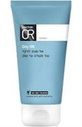 דר עור Oily OR אל סבון לניקוי עור מעורב עד שמן 150 מל