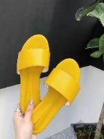 כפכפי ליאה צהוב