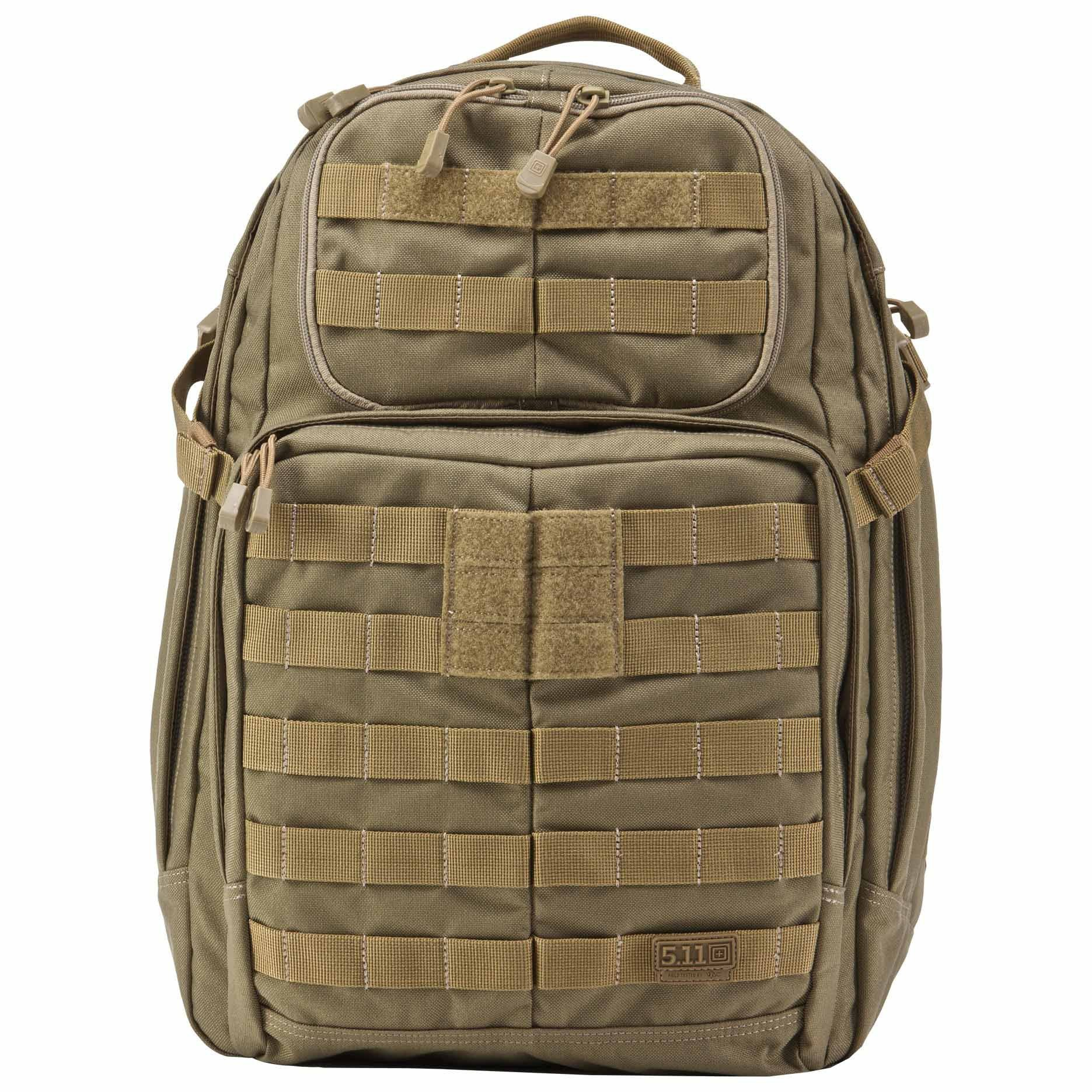 תיק טקטי 5.11 58601 RUSH 24 BACKPACK Sandstone