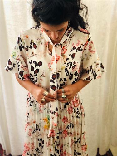 שמלת JAPANESE