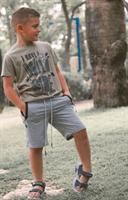 חולצת בנים WILD SIDE