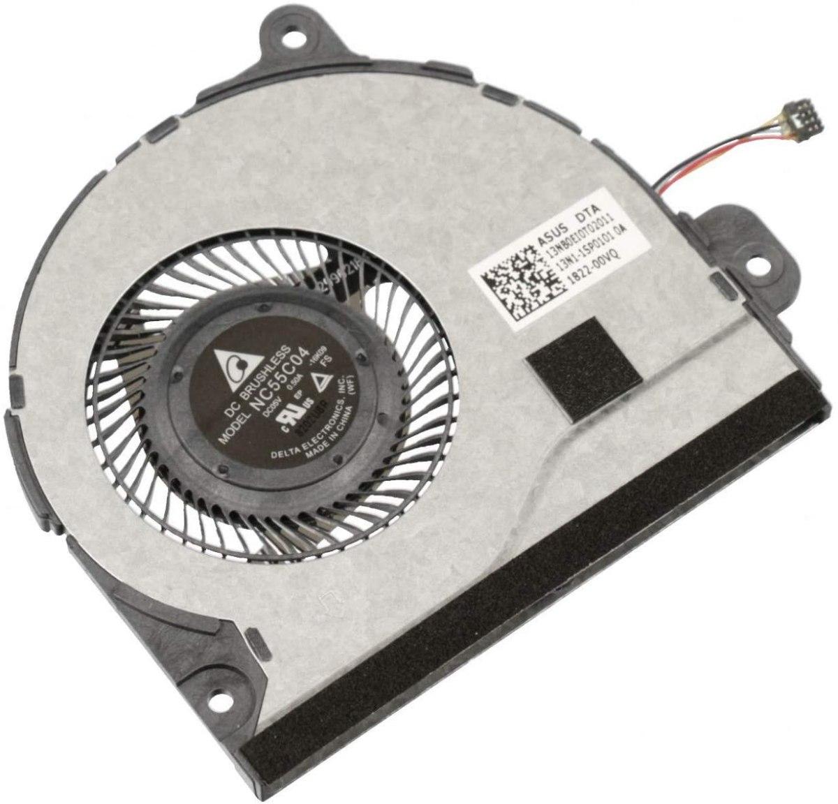 החלפת מאוורר למחשב נייד אסוס ASUS ZenBook 3 Deluxe UX3490U Fan CPU