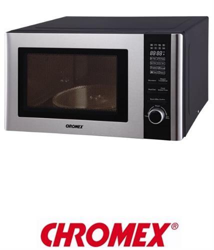 CHROMEX מיקרוגל דיגיטלי 23 ליטר מפואר דגם CH-623