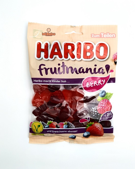 Haribo Fruit Berry