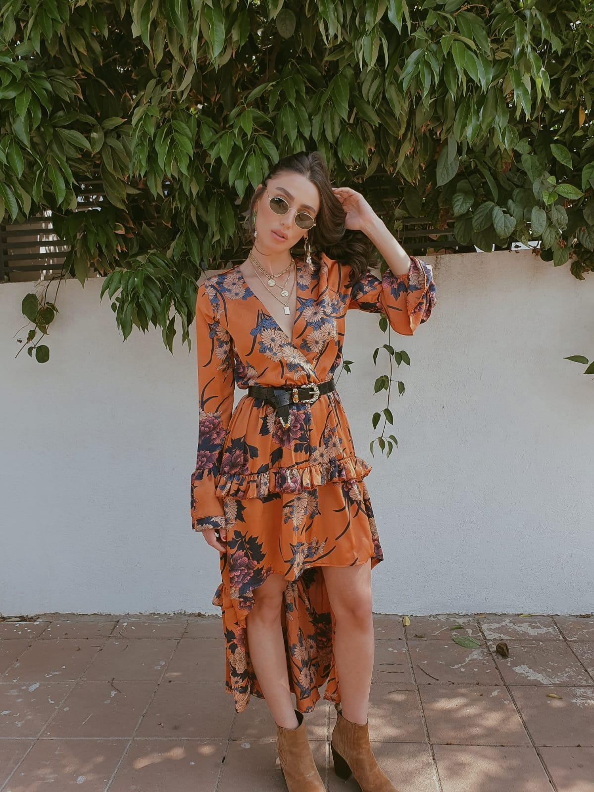 שמלת אדריאנה - כתמתמה