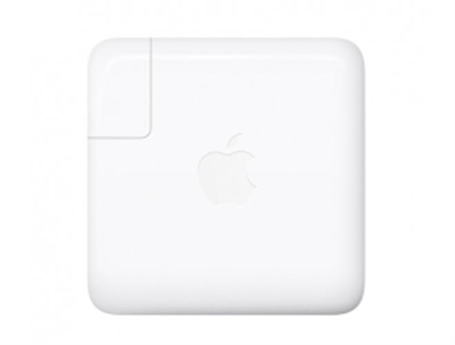מטען מקורי Apple 61W USB-C Power Adapter MRW22ZM/A
