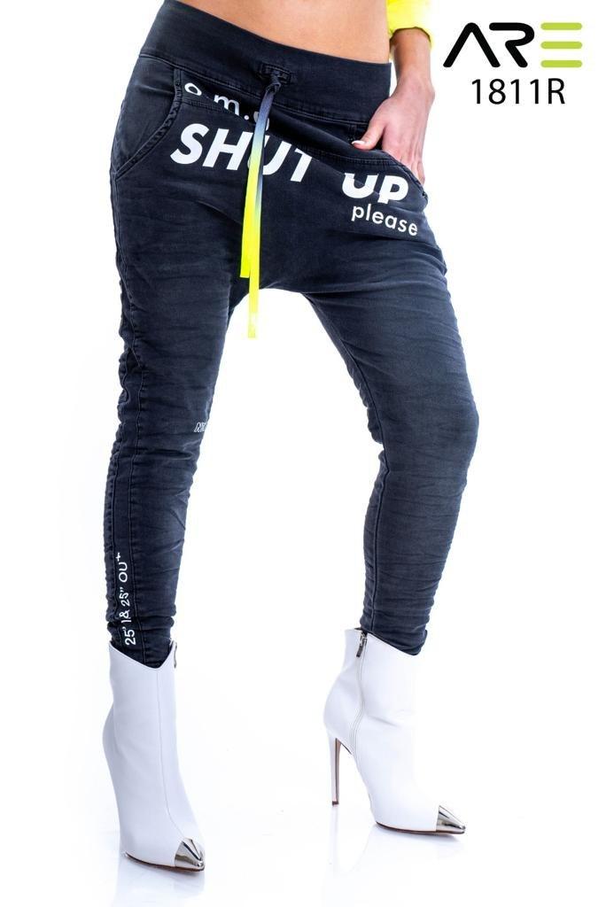 מכנסיים SHUT UP ANTIGO