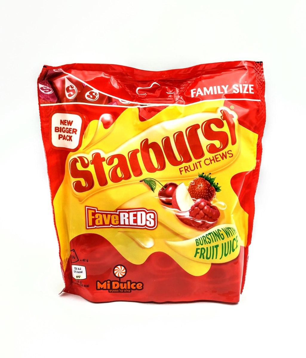 Starburst FaveReds,מארז משפחתי!
