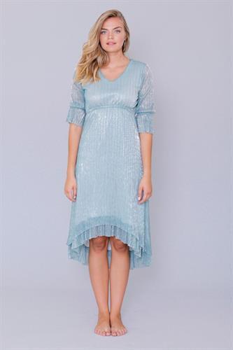 שמלת אליזבט טורקיז