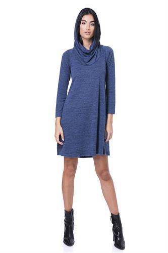 שמלה רייבן כחולה