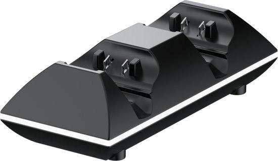 עמדת טעינה כפולה Sparkfox Dual Controller Charger ל-Xbox Series X/S - שחור