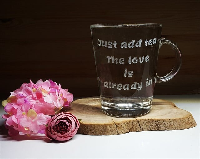 רק להוסיף תה, האהבה כבר בפנים