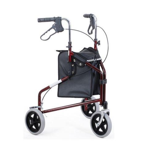 רולטור 3 גלגלים קל משקל Merits