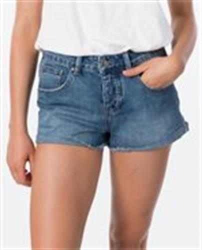 AMY DENIM SHORT II