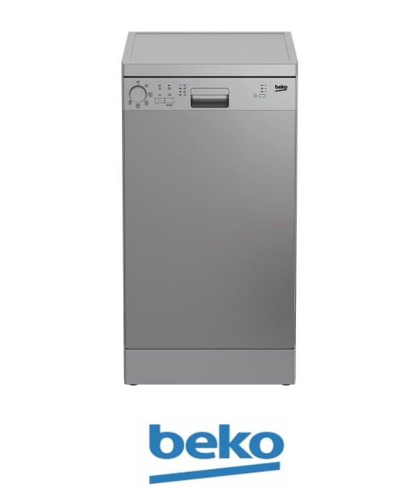 beko מדיח כלים צר דגם DFS05014X