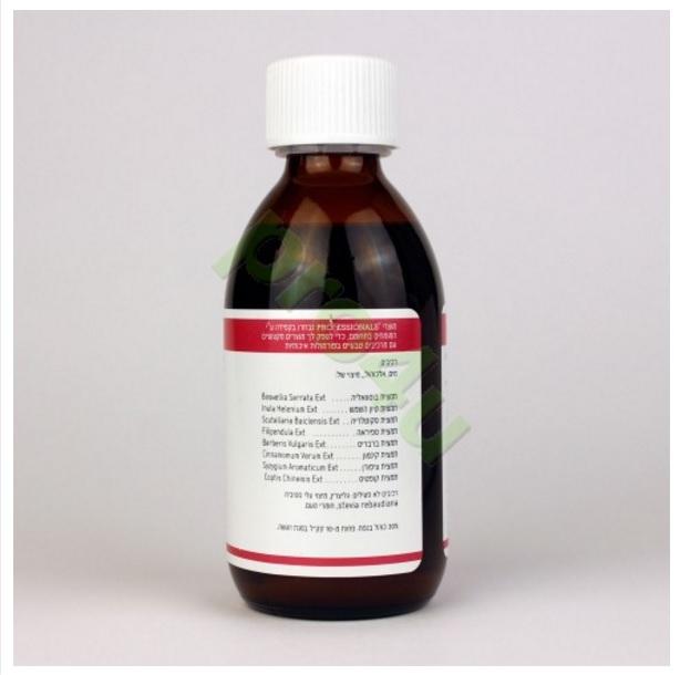 טינקטורה אייצ' בי פי - Tincture HBP - נוזלי