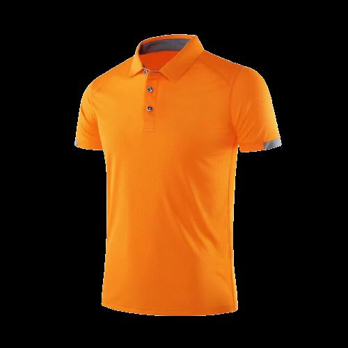 חולצה ייצוגית איכותית  Orange