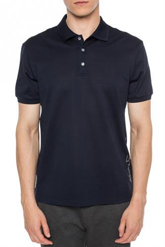 חולצה Salvatore Ferragamo לגברים NAVY