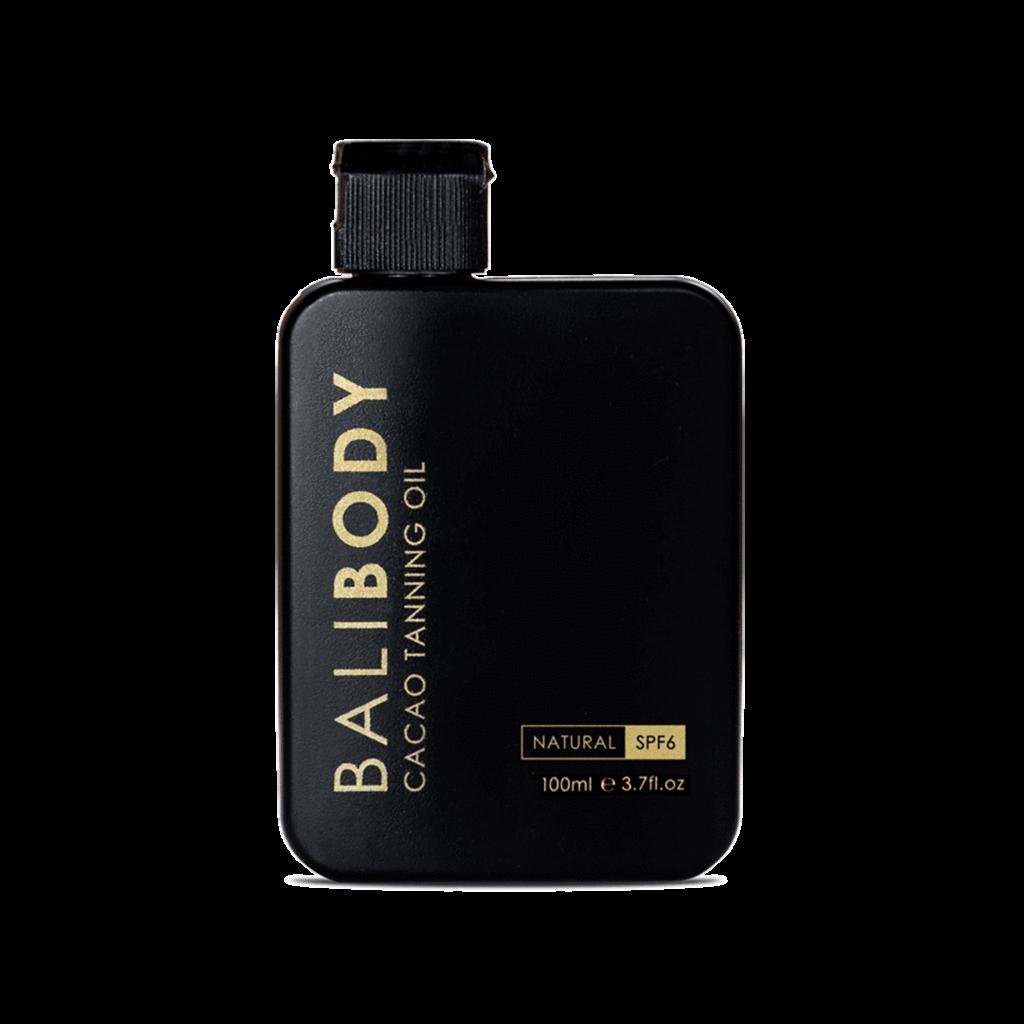 Bali Body - שמן שיזוף קקאו SPF6