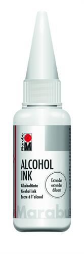 """דיו אלכוהולי 20 מ""""ל - מדלל 810 MARABU"""