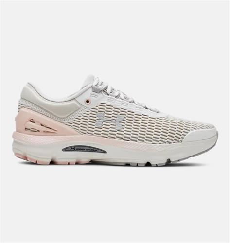 נעלי נשים אנדר ארמור צבע לבן/ורוד דגם 3021245 102