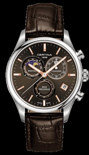 שעון סרטינה דגם C0334501608100 Certina