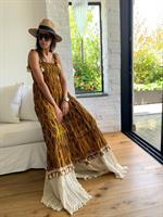 שמלת פרנזים ג'יפסי