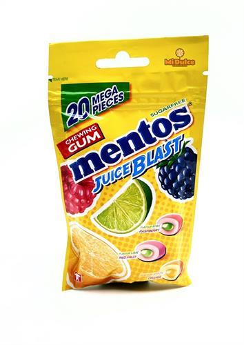 Mentos Juice Blast