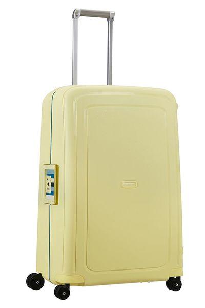 """מזוודה סמסונייט קשיחה גדולה 28""""/Samsonite S'Cure 75cm"""