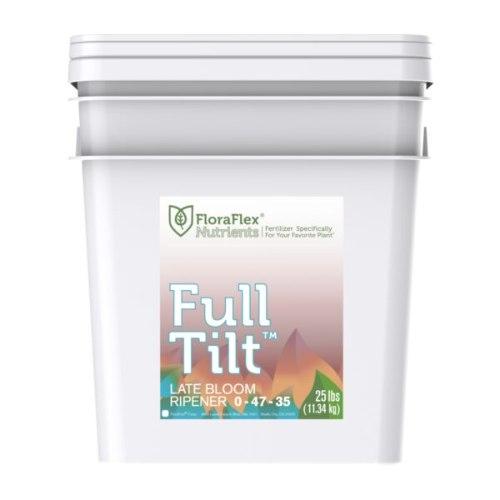 """תוסף פריחה FULL TILT פלורה פלקס 11 ק""""ג floraflex nutrients"""
