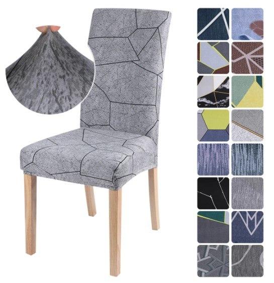 כיסוי כיסא נשלף - לעיצוב מושלם של הבית