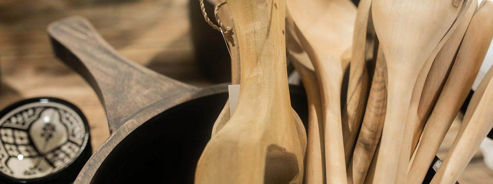 כלי עץ - פנטזיה מרוקאית