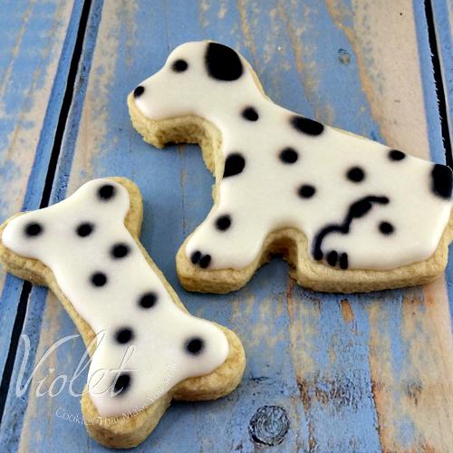 עוגית כלב ועצם