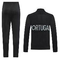 אימונית פורטוגל שחורה עם רוכסן 2020