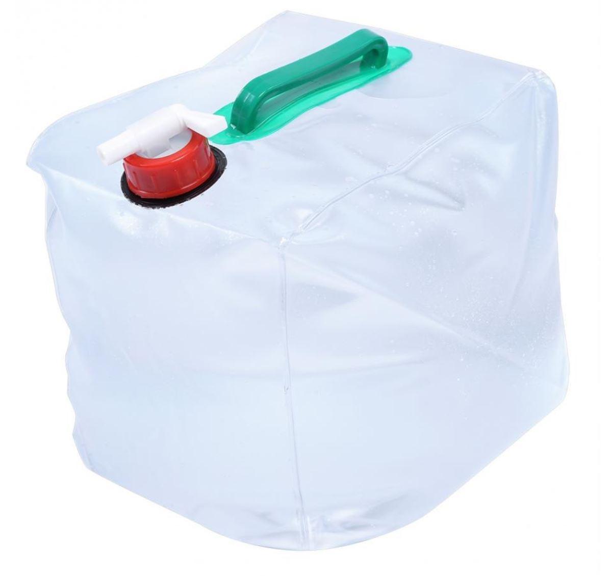 מיכל מים מתקפל - 10 ליטר