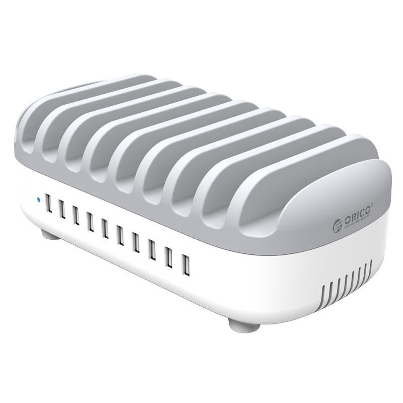ORICO 2.4A 10 Ports USB DUK-10P
