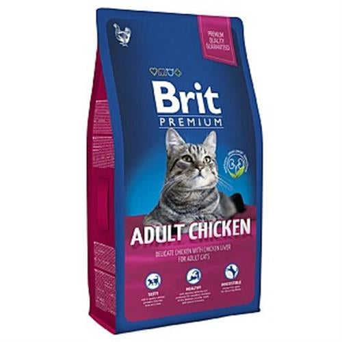 """בריט חתול עוף 1.5 ק""""ג"""