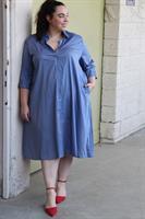 שמלת ניו יורק Light jeans