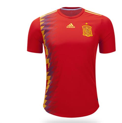 חולצה נבחרת ספרד