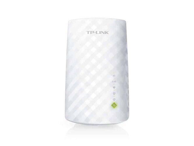 מגדיל טווח עד- TP-LINK RE200 AC750 Wi-Fi