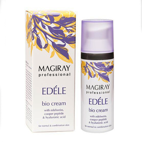 ביו קרם לחות לעור מעורב עם הגנה 20 - Magiray Edele Bio Cream