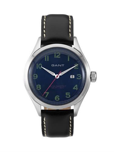 שעון יד אנלוגי גברים רצועת עור GANT W70462