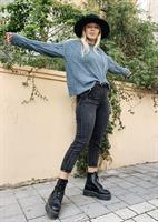 ג'ינס אוליבר ישר