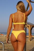 תחתון מניפה - צהוב