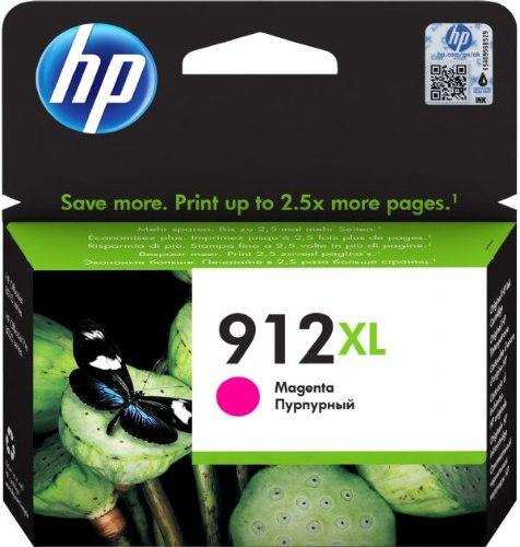 ראש דיו מג'נטה מקורי HP 912XL