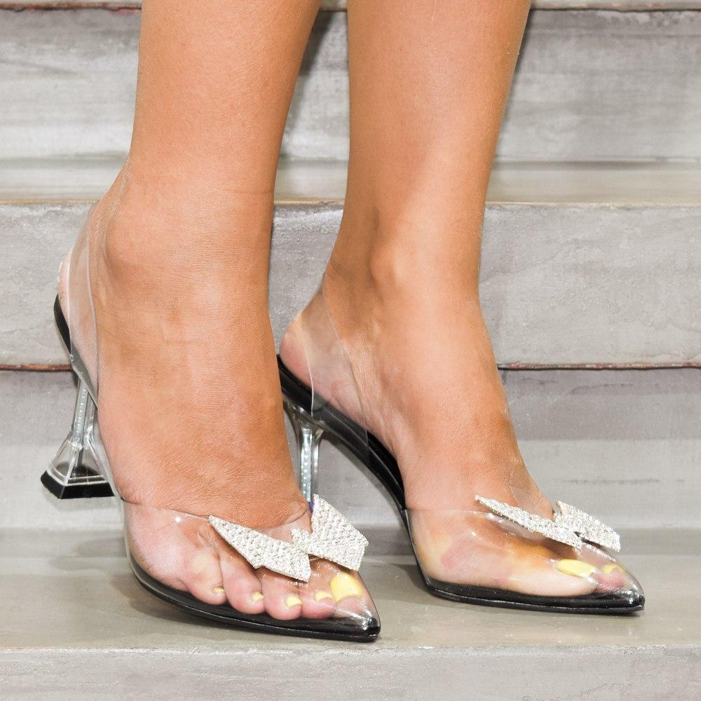 נעלי עקב מייגן