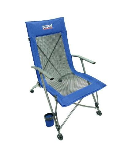 כסא ים LOUNGER תוצרת OutDoor - צבע כחול