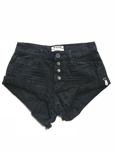 ג'ינס בנדיט שחור / ONE TEA SPOON