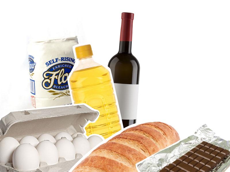 ערכת השלמה לערכת הקניות | At the Supermarket - additional set