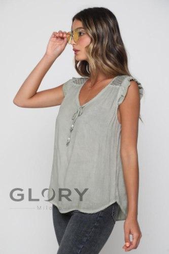 חולצת ויסקוזה וואש GLORY